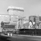 Photo:Construction of new buildings on the north side of Victoria Street, 1962