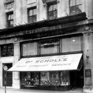 Photo:Dr Scholl's, 254 Regent Street, 1952