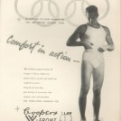 Photo:Advertisement from Official Report on 1948 London Olympics
